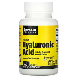 джэрроу формулас, Hyaluronic Acid, 60 Veggie Caps отзывы покупателей