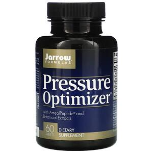 джэрроу формулас, Pressure Optimizer, 60 Tablets отзывы