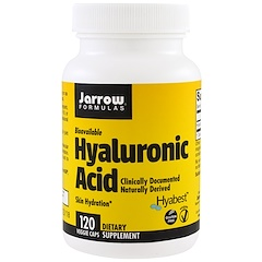 Jarrow Formulas, Hyaluronic Acid, 50 mg, 120 Veggie Caps