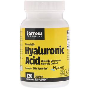 джэрроу формулас, Hyaluronic Acid, 50 mg, 120 Veggie Caps отзывы покупателей