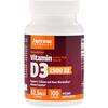 Jarrow Formulas, Vitamin D3, Cholecalciferol, 2,500 IU, 100 Softgels