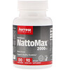 Jarrow Formulas, NattoMax 2000 FU, 100 mg, 90 Veggie Caps