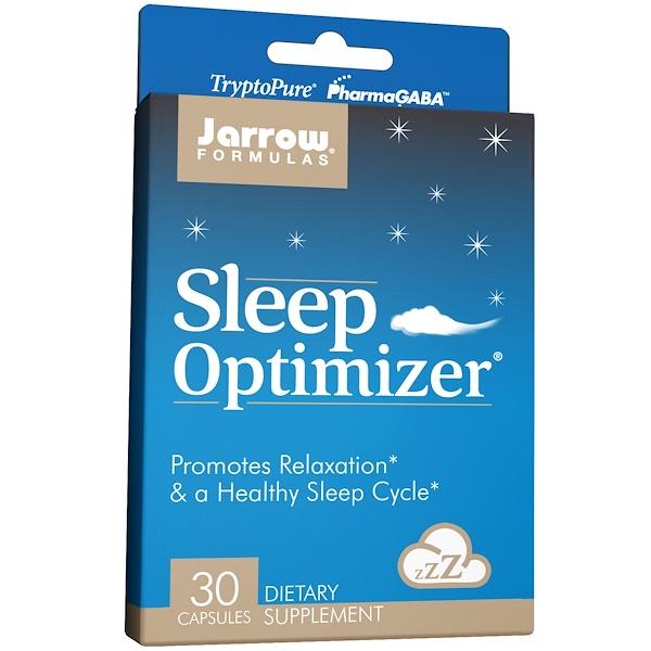 Jarrow Formulas, 睡眠優化劑,30 粒膠囊