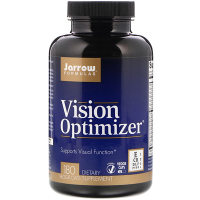 Купить Vision Optimizer, 180 вегетарианских капсул