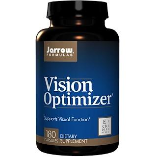 Jarrow Formulas, Vision Optimizer, 180 Capsules