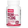 Jarrow Formulas, DIM más CDG, Fórmula de desintoxicación mejorada, 30cápsulas vegetales