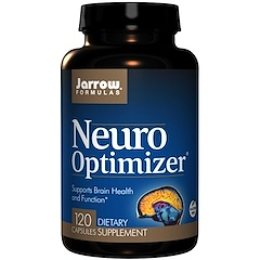 Jarrow Formulas, Neuro Optimizer, 120 Capsules