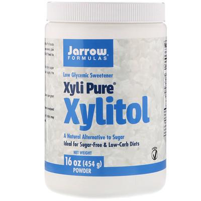 Ксилит Xyli Pure, порошок, 16 унций (454 г)