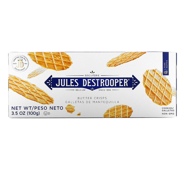 黄油薯片饼干,3.5 盎司(100 克)