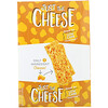 Just The Cheese, Aged Cheddar Bars, 12 Bars, 0.8 oz (22 g)