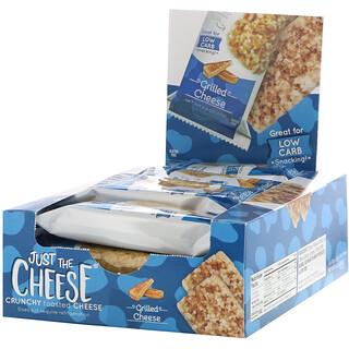 Just The Cheese, Батончики с сыром-гриль, 12 шт., 22 г (0,8 унции)