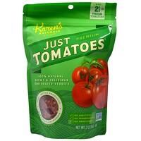 Karen's Naturals, Just Tomatoes, 프리미엄, 2 oz (56 g)