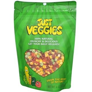 Karen's Naturals, Just Veggies, 4 oz (112 g)