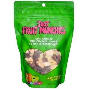 Карэнс Нэчуралс, Freeze-Dried Fruit, Just Fruit Munchies, Premium, 2 oz (56 g) отзывы