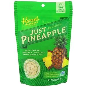 Карэнс Нэчуралс, Just Pineapple, 2 oz (56 g) отзывы