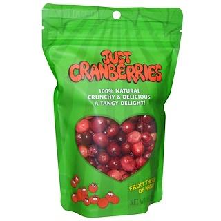 Karen's Naturals, Just Cranberries, 1.5 oz (42 g)