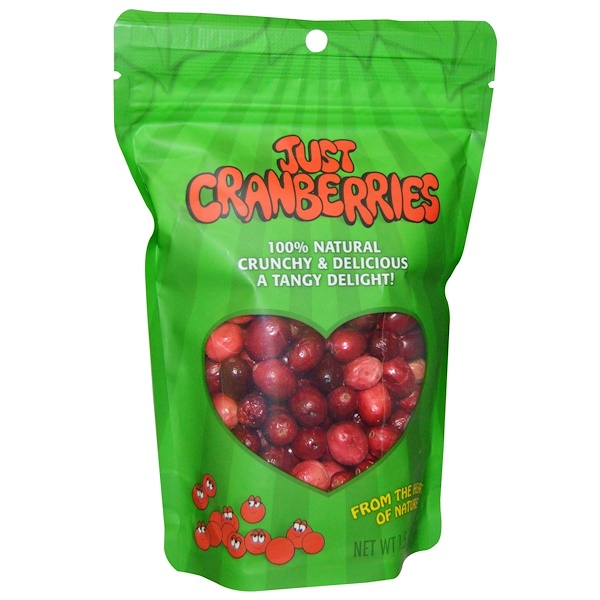 Karen's Naturals, Just Cranberries, 1、5 oz (42 g)