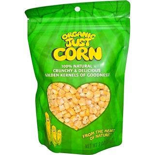 Karen's Naturals, Organic Just Corn, 3 oz (84 g)