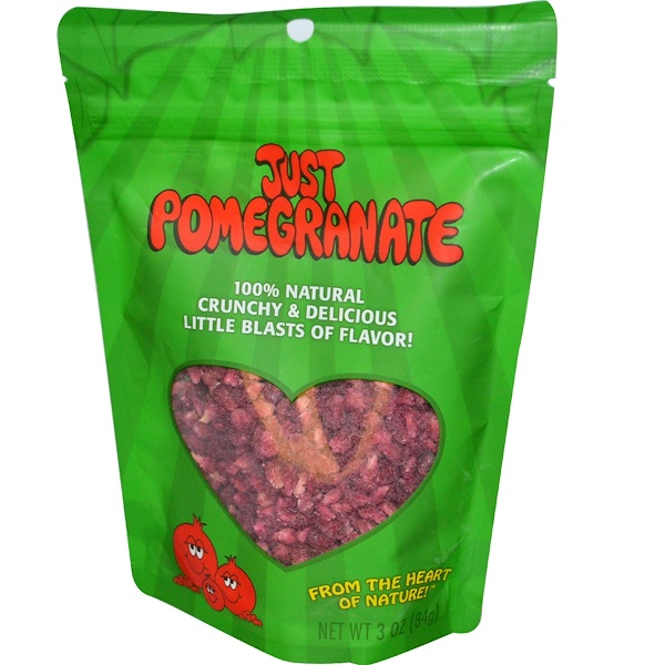 Karen's Naturals, Just Pomegranate,3盎司(84克)