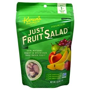 Карэнс Нэчуралс, Just Fruit Salad, Premium, 2 oz (56 g) отзывы