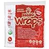 Julian Bakery, Organic Paleo Wraps, 7 Wraps, 7.7 oz (224 g)