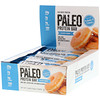 Julian Bakery, PALEO Protein Bar, Glazed Donut, 12 Bars, 2.12 oz (60 g) Each