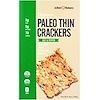 Julian Bakery, Organic Paleo Thin Crackers, Salt & Pepper, 8.4 oz (238 g)