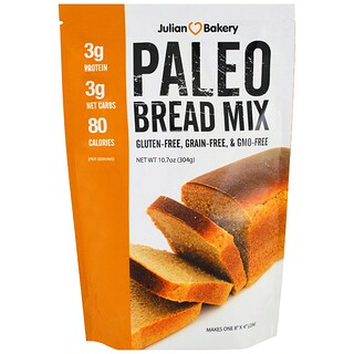 Julian Bakery, Paleo Bread Mix, 10.7 oz (304 g)