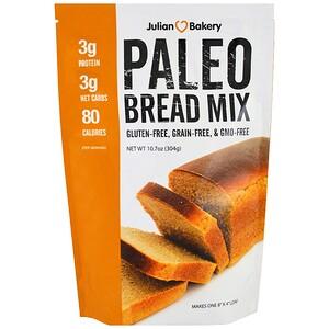 Де Джулиан Бэйкари, Paleo Bread Mix, 10.7 oz (304 g) отзывы