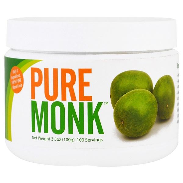 Julian Bakery, Pure Monk Fruit, 3.5 oz (100 g)