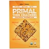 Julian Bakery, Primal Thin Crackers, Organic Parmesan, 8.4 oz (238 g)