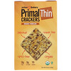 Julian Bakery, Primal Thin Crackers, פרמזן אורגני, 238 גר' (8.4 oz)