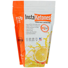 Julian Bakery, InstaKetones, Orange Burst, 1.24 lbs (565 g)