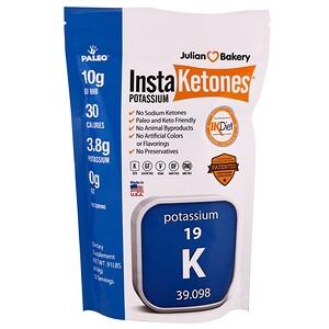 Де Джулиан Бэйкари, InstaKetones Potassium, .91 lbs (414 g) отзывы покупателей
