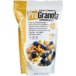 Julian Bakery, Pro Granola, Espresso Cluster, 17.9 oz (510 g)