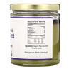 Jiva Organics,  Raw Sprouted Pumpkin Seed Butter, Creamy - Unsalted, 8 oz (228 g)