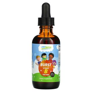 JoySpring, Burst Vitamin B for Kids, 2 fl oz (60 ml)