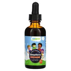 JoySpring, SleepBerry,天然漿果味,2 液量盎司(60 毫升)