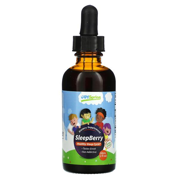 SleepBerry, Natural Berry, 2 fl oz (60 ml)