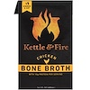 Kettle & Fire, Bone Broth, Chicken, 16.2 fl oz (480 ml)