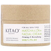 Kitao, Matcha & Chia, Facial Cream, 1.7 fl oz (50 g)