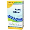 King Bio Homeopathic, Acne Clear, 2 fl oz (59 ml) (Discontinued Item)