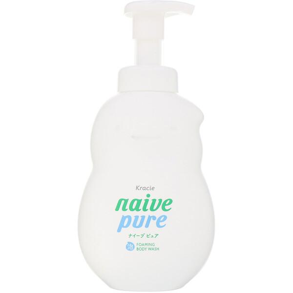 Inocencia, Jabón líquido espumante para el cuerpo, Puro, 550ml (18,6oz.líq.)