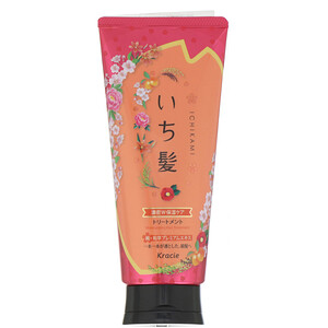 Kracie, Ichikami, Moisturizing Hair Treatment, 6.3 oz (180 g) отзывы