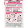 Kracie, Hadabisei, 3D Moisturizing Beauty Facial Mask, Aging-Care Moisturizing, 4 Sheets, 1.01 fl oz (30 ml) Each