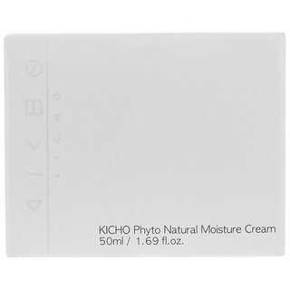 Kicho, Phyto Natural Moisture Cream, 1.69 fl oz (50 ml)