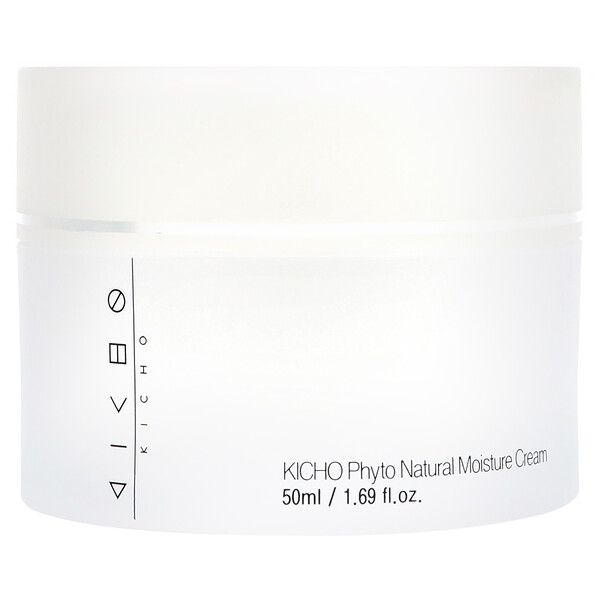 Kicho, Phyto Natural Moisture Cream, 1.69 fl oz (50 ml) (Discontinued Item)