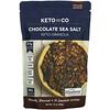 Keto and Co, Chocolate Sea Salt, Keto Granola, 10 oz (285 g)