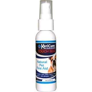 KeriCure, Tough Seal, Natural Pet First Aid, 2 fl oz (55 ml)