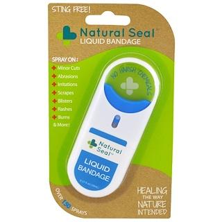 KeriCure, Natural Seal, Liquid Bandage, 0.33 fl oz (10 ml)